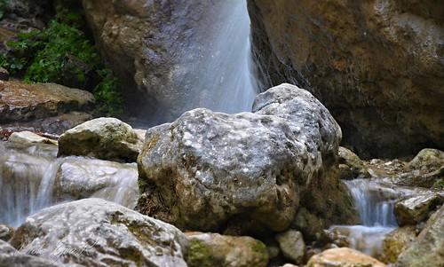 Rocks Stream Summer/ Sziklák Patak Nyár