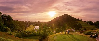 Constance Lemuria-golf course sundowner