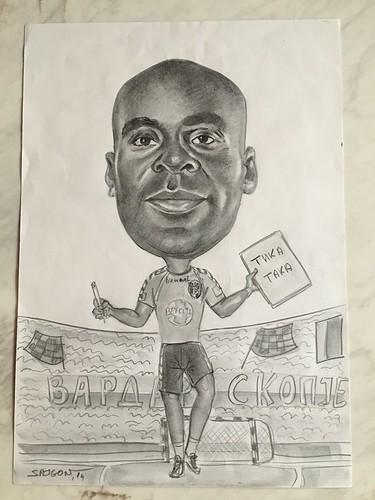 #Oct2014 #skopje #rkvardar #daviddavis