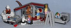 Lego - 75932 Jurassic Park Velociraptor Chase