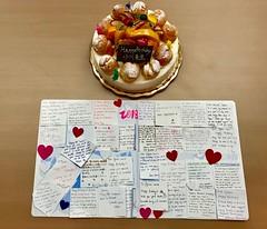 Prof. Ogawa Birthday Party