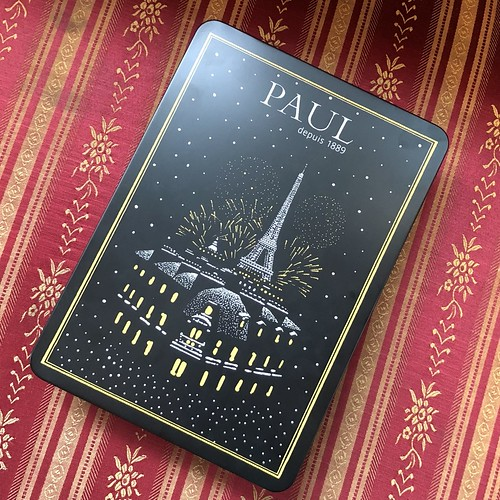 PAUL,巴黎慶典,手工喜餅