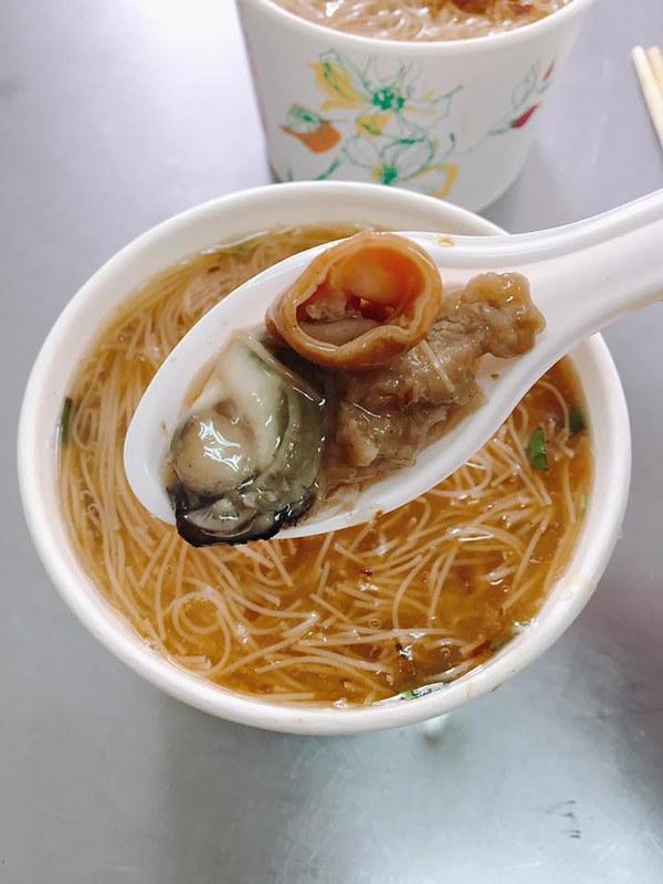 陳記蚵仔麵線