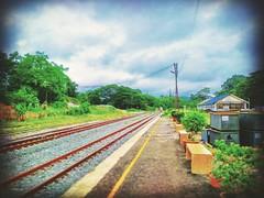 Kuala Krau Kampung Sekuh, 28050 Kuala Krau, Pahang https://goo.gl/maps/oKJgv2uEy7F2  #travel #holiday #trip #traveling #旅行 #度假 #亚洲 #Asian #Malaysia #马来西亚 #pahang #여행 #ホリデー #휴일 #праздник #путешествие #วันหยุด #การเดินทาง #keretaapi #рельс #철도 #鉄道 #ทางรถไฟ