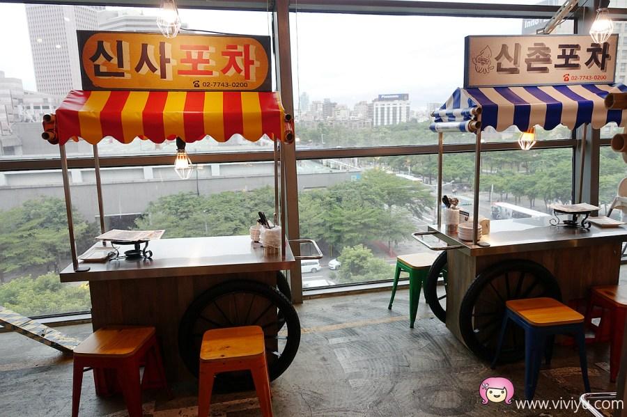 [台北美食]Uncles Taiwan 魷魚大叔.馬車店~信義區ATT 4 FUN.就像是在韓國街頭般 @VIVIYU小世界
