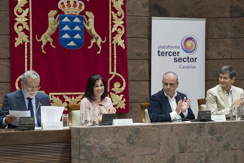 Presentación Plataforma Tercer Sector