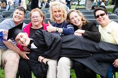 Jodi, Carol, Heidi, Sherri, Lauri and Michael