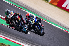 "SBK Misano 2018 • <a style=""font-size:0.8em;"" href=""http://www.flickr.com/photos/144994865@N06/28516748457/"" target=""_blank"">View on Flickr</a>"