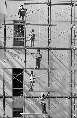 safety building construction scaffolding