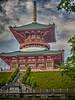 Photo:噴水庭園から平和大塔 II By