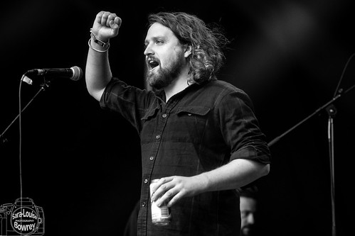 Will Varley at Boomtown 2018