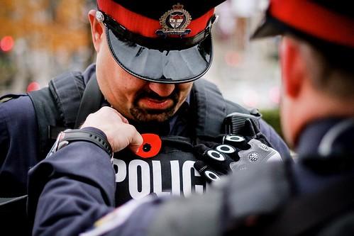 Ottawa Police, November 2014.