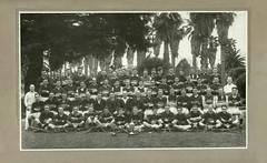 Williamstown Lacrosse Club - 1935 Team Photo