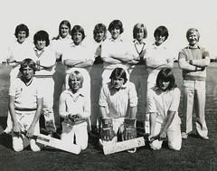Williamstown Technical School - 1979 - Cricket Team