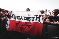20180710 - Megadeth   Legends Of Rock   Estádio Municipal de Oeiras
