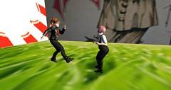 Pagliacci Fight Scene