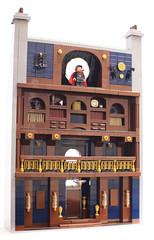 Dr. Strange's SanctumSanctorum interior