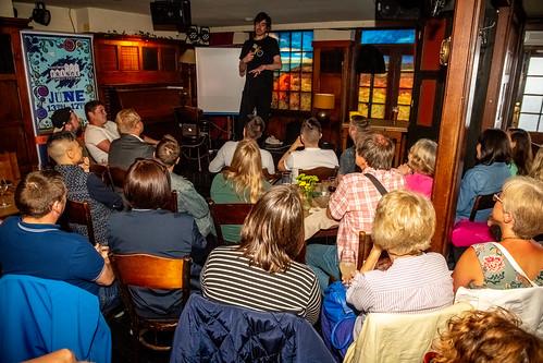 Darren Walsh at Hastings Fringe Comedy Festival 2018