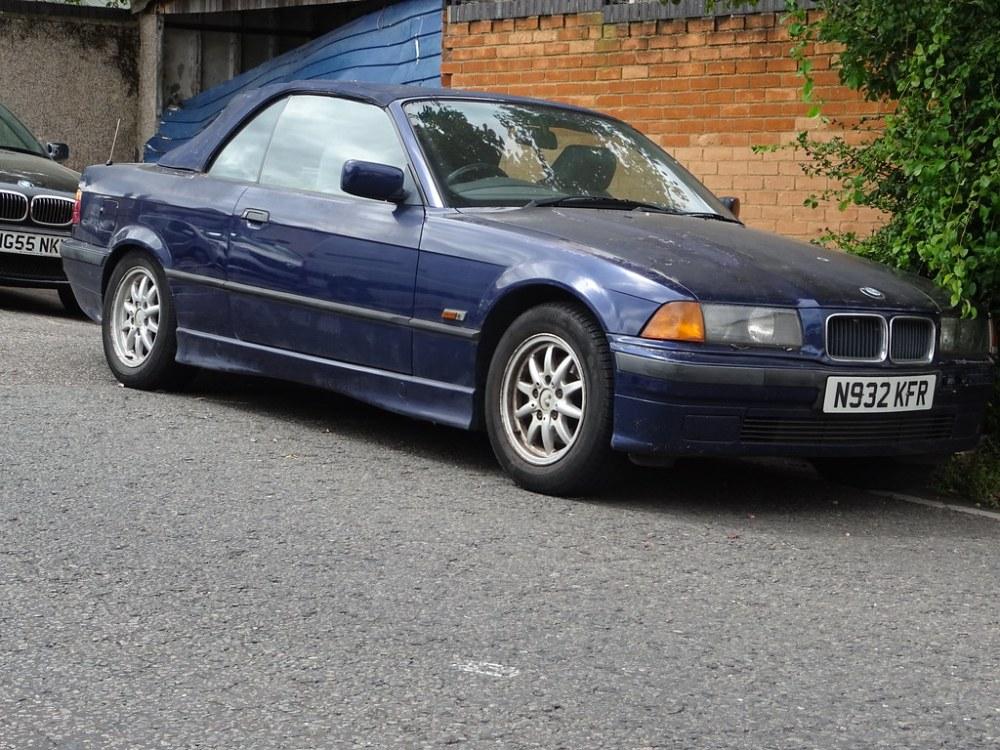 medium resolution of 1996 bmw 318i cabriolet neil s classics tags vehicle 1996 bmw 318i e36 cabriolet