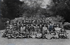 Williamstown Lacrosse Club - 1963 Team Photo