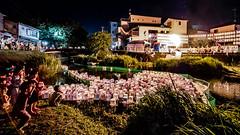 松戸宿坂川献灯まつり