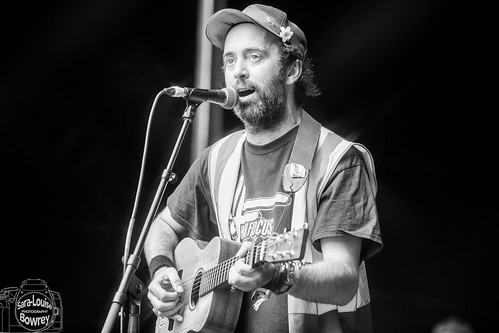 Beans on Toast at Boomtown 2018