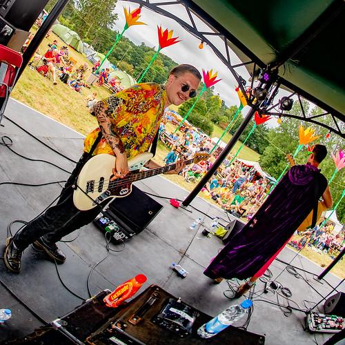 Bandstand Budha Triangle at Beautiful Days 2018