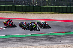 "SBK Misano 2018 • <a style=""font-size:0.8em;"" href=""http://www.flickr.com/photos/144994865@N06/43386284721/"" target=""_blank"">View on Flickr</a>"