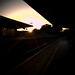 Sunset over Banbury