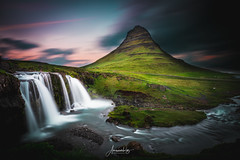 Magic Sky Kirkjufell