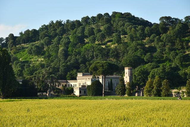 Villa Italia a Lispida