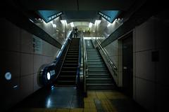 "[Wtulens] elevator in okachimachi • <a style=""font-size:0.8em;"" href=""http://www.flickr.com/photos/67664500@N07/42248511764/"" target=""_blank"">View on Flickr</a>"