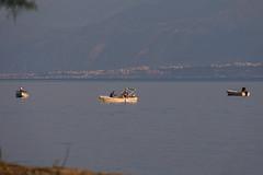 Gone Fishing, Marathias