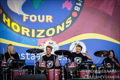 """Four Horizons - 2000 drummers at sea • <a style=""""font-size:0.8em;"""" href=""""http://www.flickr.com/photos/49926820@N08/43883249514/"""" target=""""_blank"""">View on Flickr</a>"""