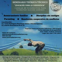 """Seminario Teórico/Técnico: """"Educación para la convivencia"""" • <a style=""""font-size:0.8em;"""" href=""""http://www.flickr.com/photos/52183104@N04/43717756054/"""" target=""""_blank"""">View on Flickr</a>"""