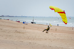 Beach Jumps / Skydive Hoevenen / Koksijde