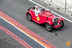 Zandvoort Brits racefestival-87
