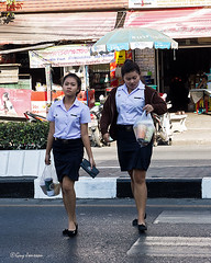 """Girls in Kanchanaburi, Thailand • <a style=""""font-size:0.8em;"""" href=""""http://www.flickr.com/photos/23163398@N00/29618937187/"""" target=""""_blank"""">View on Flickr</a>"""