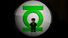 Green Lantern's Might