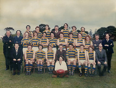 Williamstown CYMS Football Club - 1972 - Premiers - First Division