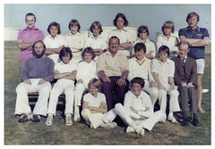 Williamstown CYMS Cricket Club - 1975-76 - U14
