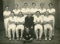 Williamstown CYMS Cricket Club - 1946-47 - Team Photo