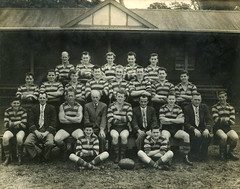 Williamstown CYMS Football Club - 1955 - Premiers