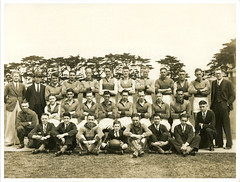 Williamstown CYMS Football Club - 1934 - Club Photo