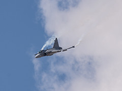 Swedish Air Force JAS-39C Gripen RIAT 2018