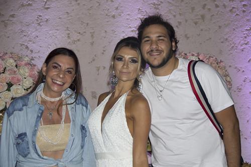 Valéria Souza e Pedro Dutra
