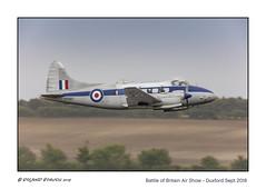 De Havilland DH104 Devon