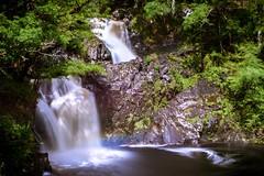 Eas Chia-aig falls, Fort William, Scotland