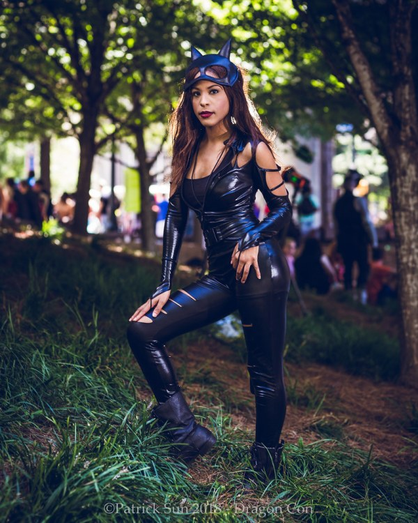 World' Of Catsuit And Catwoman
