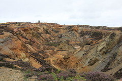 Parys Mountain Copper Mine, Anglesey